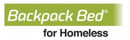 Backpack Bed for Homeless